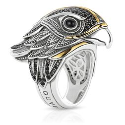 ring diamond falcon from the Rebel at heart collection in the THOMAS SABO online store