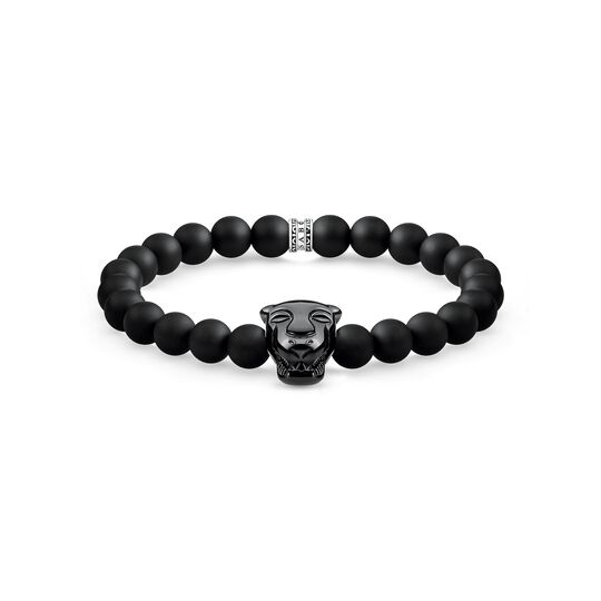 bracelet Black Cat onyx de la collection  dans la boutique en ligne de THOMAS SABO
