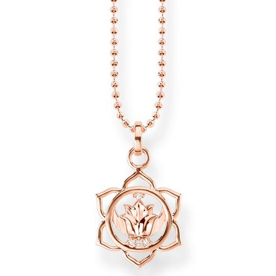 """necklace """"splenic chakra"""" from the Glam & Soul collection in the THOMAS SABO online store"""