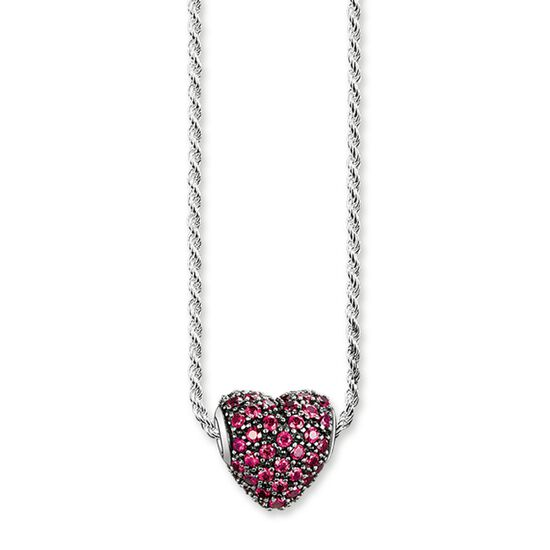 necklace from the Karma Beads collection in the THOMAS SABO online store