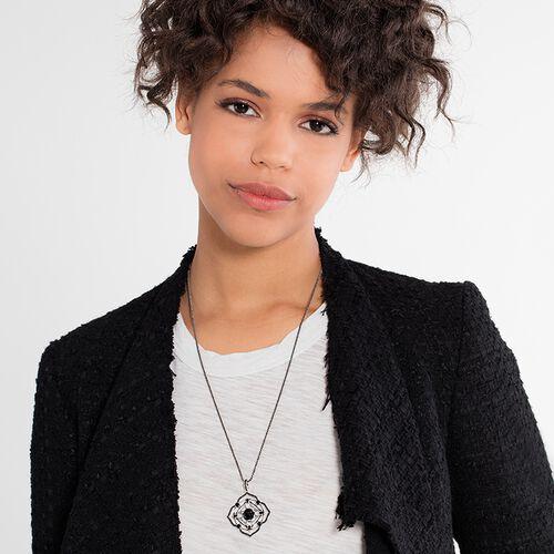 """pendentif """"Chakra racine noir"""" de la collection Chakras dans la boutique en ligne de THOMAS SABO"""