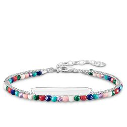 "bracelet ""Multicoloured"" from the Love Bridge collection in the THOMAS SABO online store"