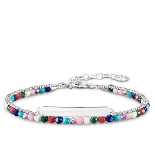 bracelet colourful from the Love Bridge collection in the THOMAS SABO online store