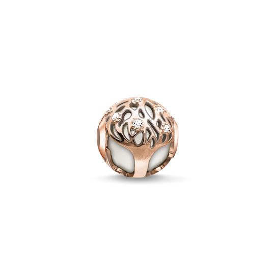 Bead white tree from the Karma Beads collection in the THOMAS SABO online store