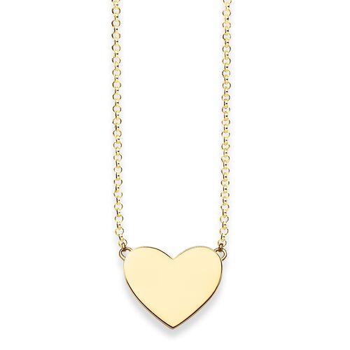 """collier """"cœur"""" de la collection Glam & Soul dans la boutique en ligne de THOMAS SABO"""