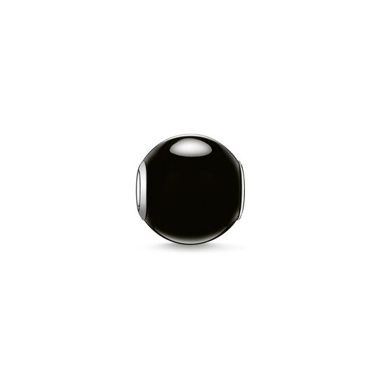 Bead obsidienne de la collection Karma Beads dans la boutique en ligne de THOMAS SABO
