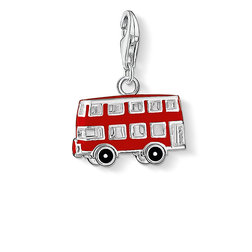 "Charm pendant ""London bus"" from the  collection in the THOMAS SABO online store"