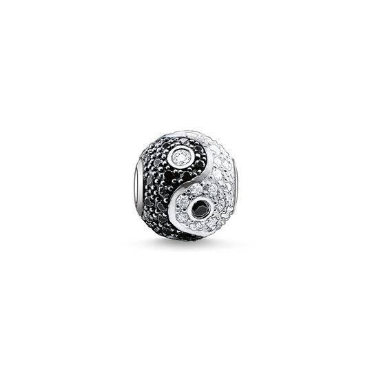 Bead yin & yang pavé from the Karma Beads collection in the THOMAS SABO online store