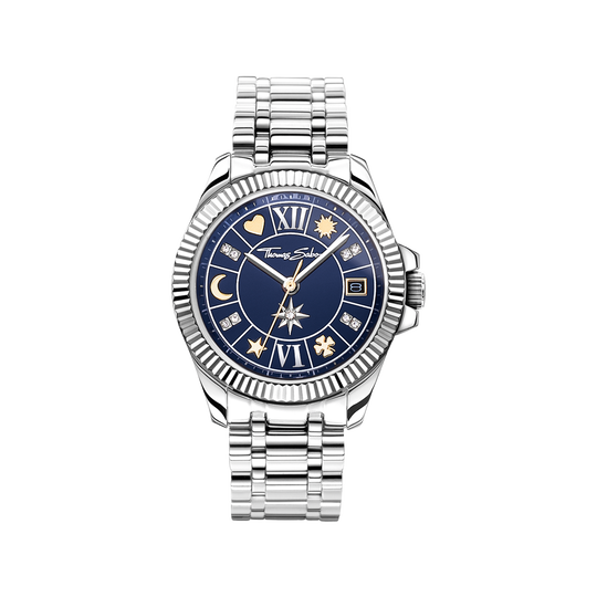 women's watch Lucky charm, two-tone from the  collection in the THOMAS SABO online store