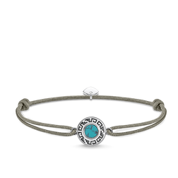 "bracelet ""Little Secret ornament turquoise"" from the Glam & Soul collection in the THOMAS SABO online store"