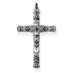 pendant maori cross large from the Rebel at heart collection in the THOMAS SABO online store