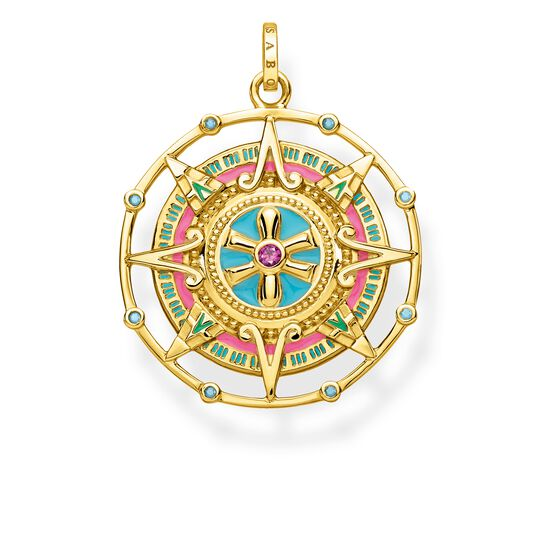 """pendant """"amulet"""" from the Glam & Soul collection in the THOMAS SABO online store"""