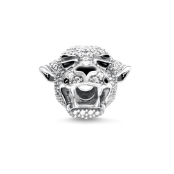 "Bead ""tiger"" from the Karma Beads collection in the THOMAS SABO online store"