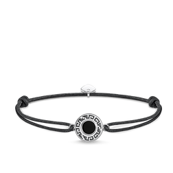 Bracelet Little Secret Ornament black from the Glam & Soul collection in the THOMAS SABO online store