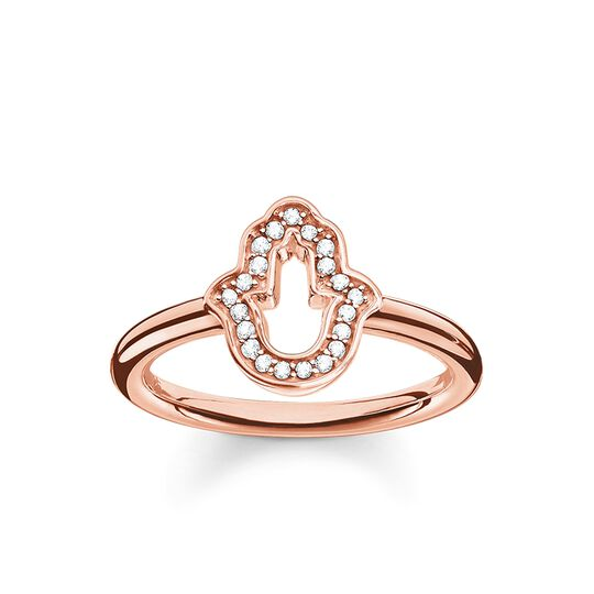 "ring ""Hand of Fatima"" from the Glam & Soul collection in the THOMAS SABO online store"