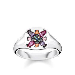 anillo piedras de colores de la colección Glam & Soul en la tienda online de THOMAS SABO