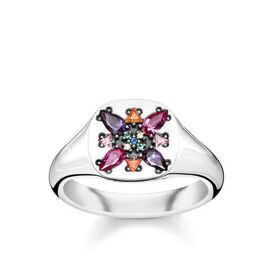 Ring Farbige Steine aus der Glam & Soul Kollektion im Online Shop von THOMAS SABO