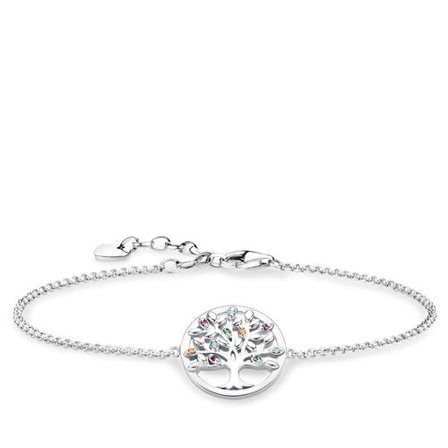 """bracelet """"Tree of Love"""" from the Glam & Soul collection in the THOMAS SABO online store"""