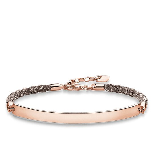 """bracelet """"Mokuba"""" from the Love Bridge collection in the THOMAS SABO online store"""