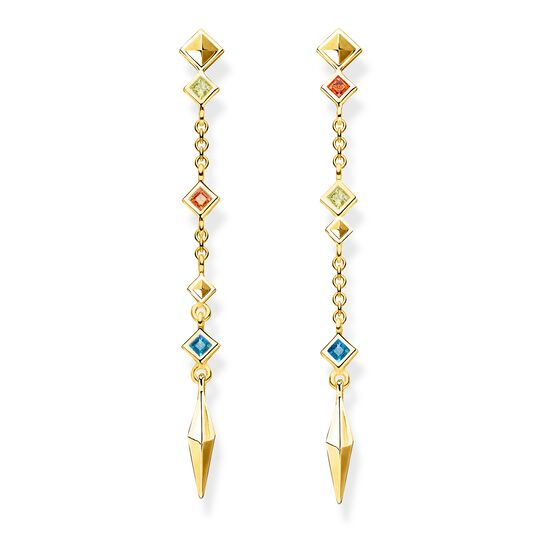 "earrings ""Mismatch"" from the Glam & Soul collection in the THOMAS SABO online store"