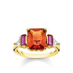 Ring Farbige Steine gold aus der Glam & Soul Kollektion im Online Shop von THOMAS SABO