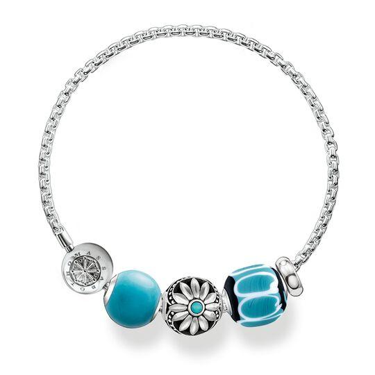 """pulsera """"turquesa"""" de la colección Glam & Soul en la tienda online de THOMAS SABO"""