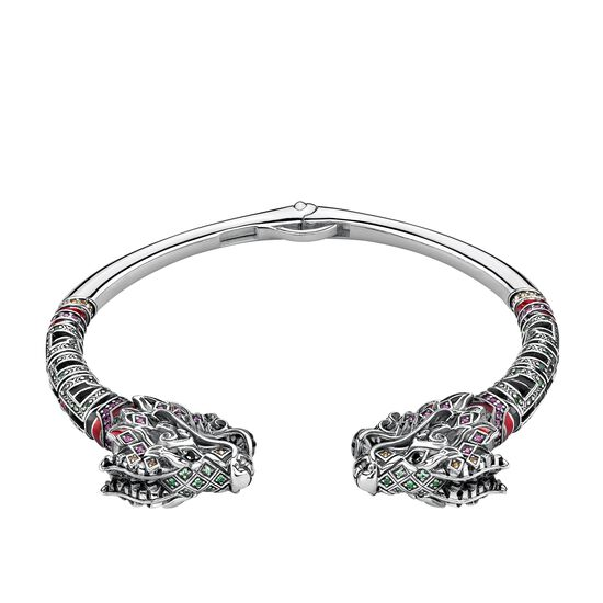 bracciale rigido from the Glam & Soul collection in the THOMAS SABO online store