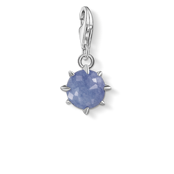 Charm pendant birth stone December from the Glam & Soul collection in the THOMAS SABO online store