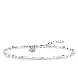"bracelet ""Karma Wheel"" from the Karma Beads collection in the THOMAS SABO online store"