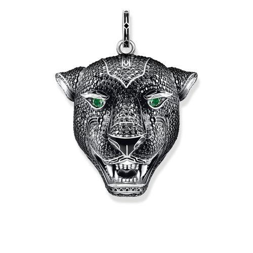 """colgante """"Black Cat grande"""" de la colección Rebel at heart en la tienda online de THOMAS SABO"""