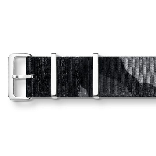 Bracelet pour montres CODE TS Nato noir camouflage de la collection  dans la boutique en ligne de THOMAS SABO
