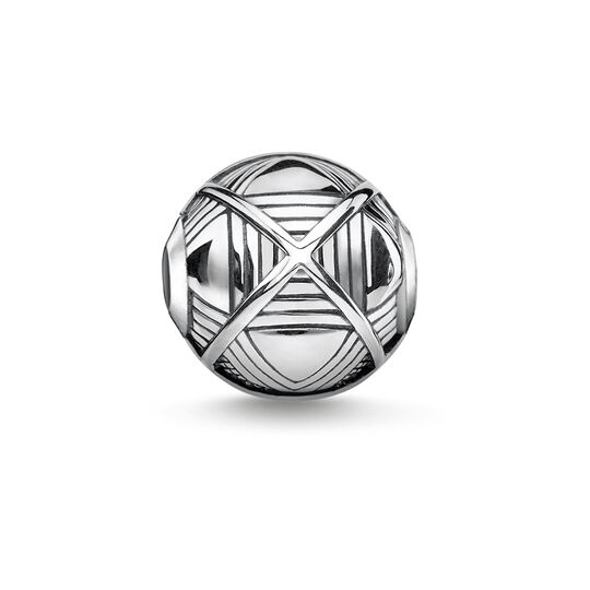 "Bead ""ethno silver"" from the Karma Beads collection in the THOMAS SABO online store"
