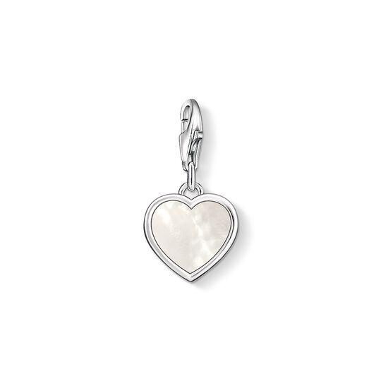 pendentif Charm cœur de nacre de la collection Charm Club dans la boutique en ligne de THOMAS SABO