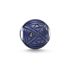 """Bead """"Étnico azul"""" de la colección Karma Beads en la tienda online de THOMAS SABO"""