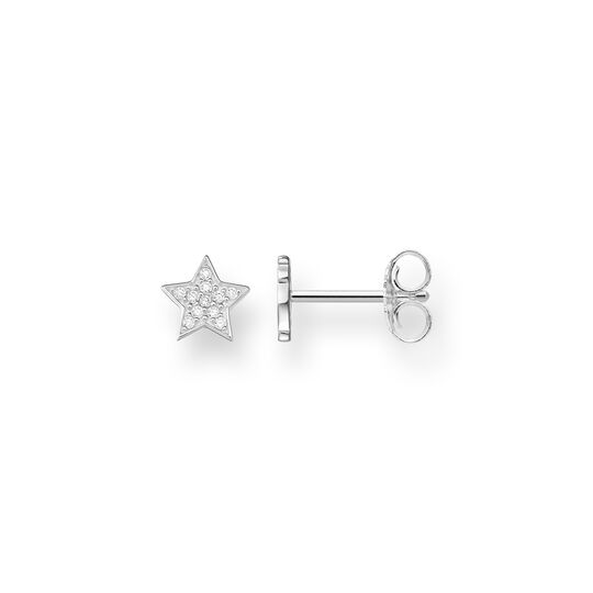 "ear studs ""star"" from the Glam & Soul collection in the THOMAS SABO online store"