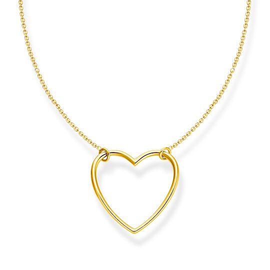Chaîne cœur or de la collection Charming Collection dans la boutique en ligne de THOMAS SABO