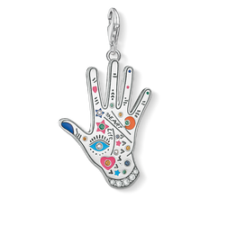 "Charm pendant ""Vintage hand"" from the  collection in the THOMAS SABO online store"