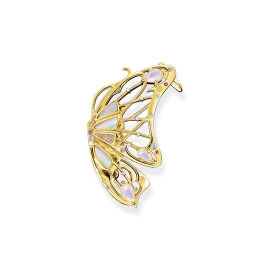 Boucle d'oreille unique papillon or de la collection  dans la boutique en ligne de THOMAS SABO