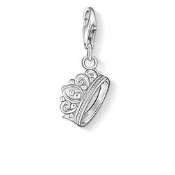 "Charm pendant ""crown"" from the  collection in the THOMAS SABO online store"
