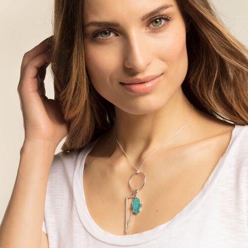 """pendentif Charm """"main de Fatima"""" de la collection  dans la boutique en ligne de THOMAS SABO"""