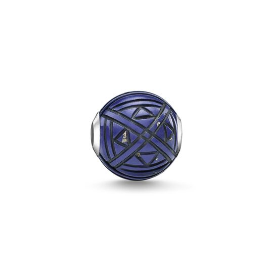 Bead Ethnic blue from the Karma Beads collection in the THOMAS SABO online store