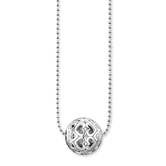 """chaîne """"cœurs"""" de la collection Karma Beads dans la boutique en ligne de THOMAS SABO"""