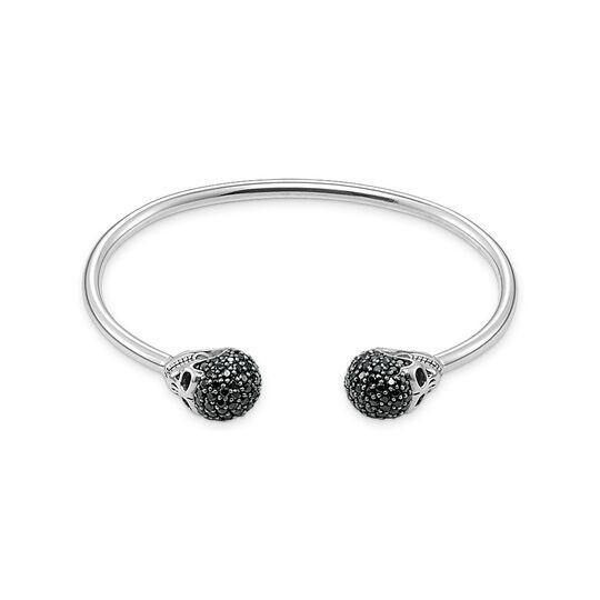 bracelet jonc tête de mort avec pavé de la collection  dans la boutique en ligne de THOMAS SABO