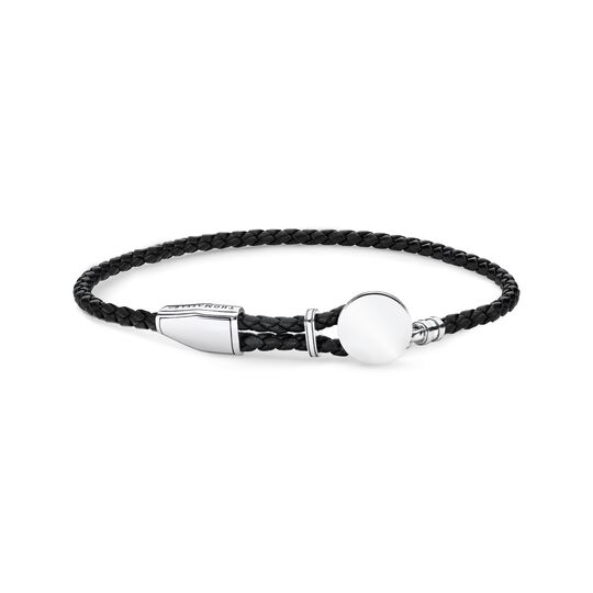 leather strap disc from the  collection in the THOMAS SABO online store