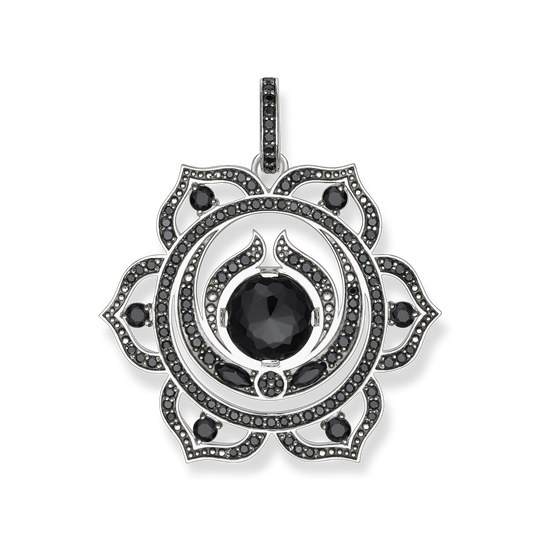 pendant black splenic chakra from the Chakras collection in the THOMAS SABO online store