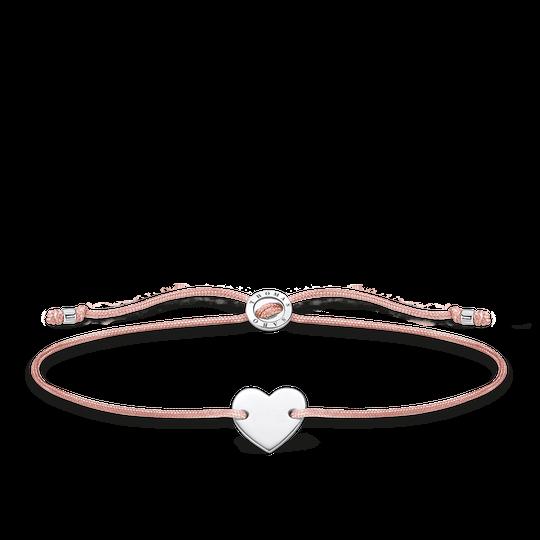 Bracelet cœur argent de la collection Charming Collection dans la boutique en ligne de THOMAS SABO
