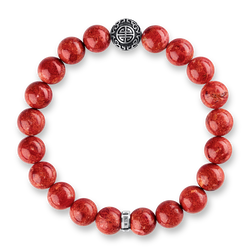 "bracelet ""Ethnic Red"" from the Glam & Soul collection in the THOMAS SABO online store"