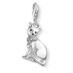 "Charm pendant ""Siamese cat"" from the  collection in the THOMAS SABO online store"