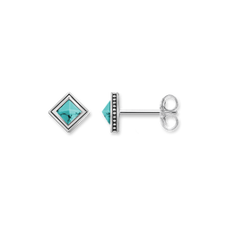 "ear studs ""Turquoise Africa"" from the Glam & Soul collection in the THOMAS SABO online store"