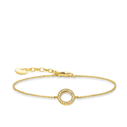 "bracelet ""circle"" from the Glam & Soul collection in the THOMAS SABO online store"